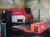 タレパン加工機